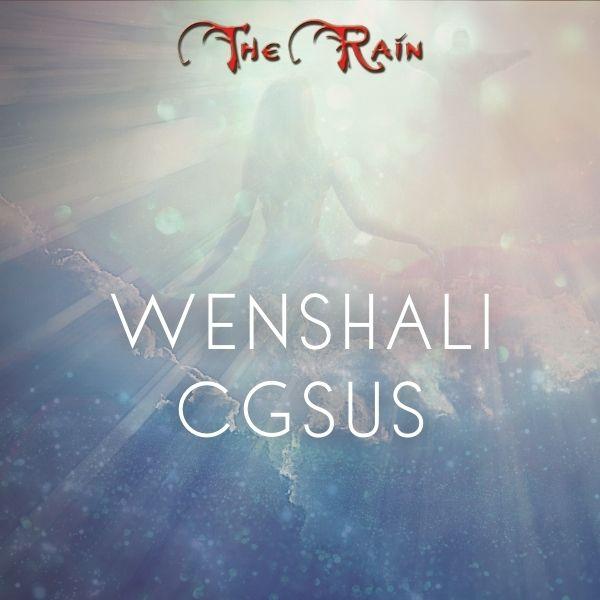 WenshaliCGsus – Music by The Rain