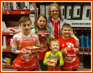 tRR 2016-03-31 Home Depot Gma and kids