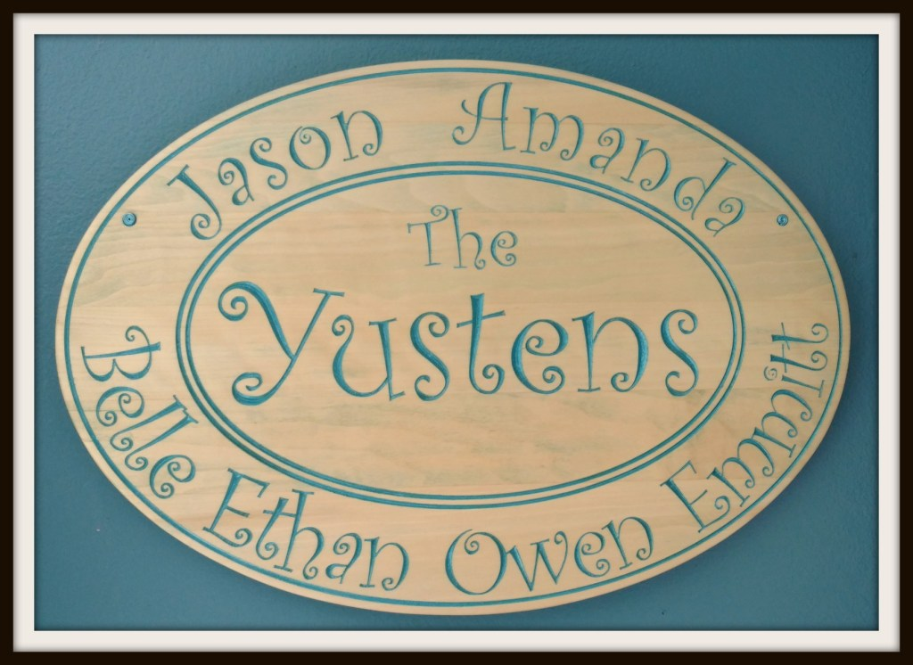 tRR 2016 The Yustens wooden plaque