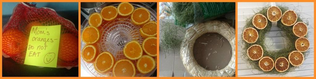 tRR 2016 orange wreath collage