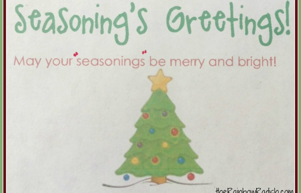 Seasoning's Greetings