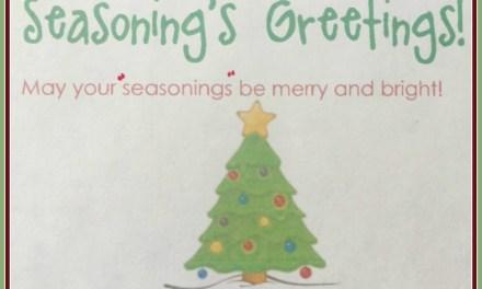 Seasoning's Greetings