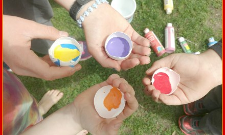 Egg-stra Cool Egg Activities