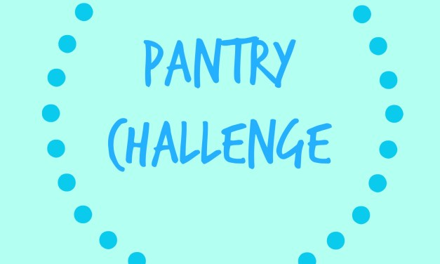 Pantry Challenge