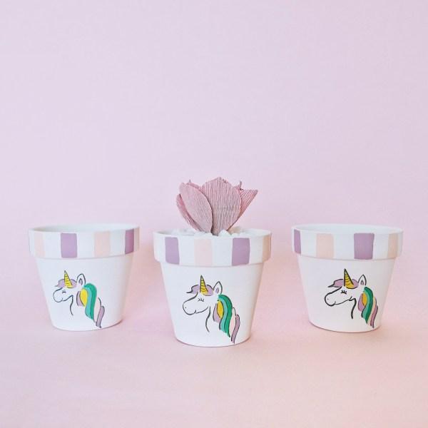 Ubiquitous Unicorn Plant Pot
