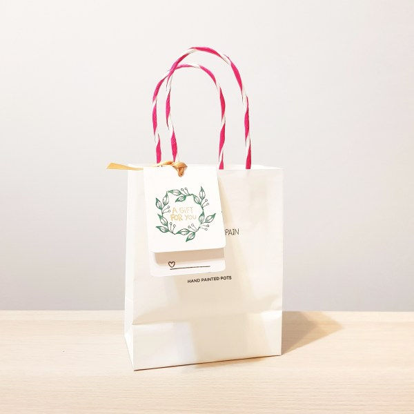 Complimentary Gift Tag