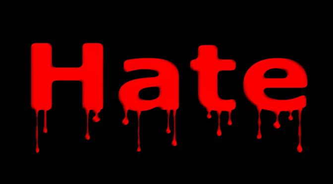 Anti-GamerGate Hate Merchant At It Again