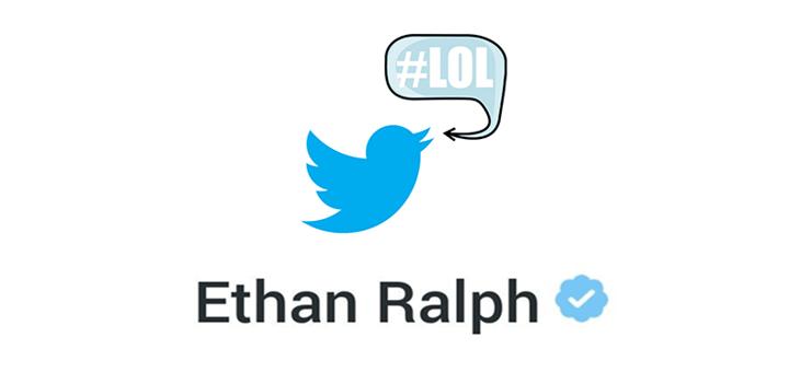 verified Twitter Ralph