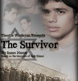 "Theater Wesleyan presents ""The Survivor"" opening tonight"