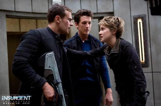 Insurgent is neither great nor terrible