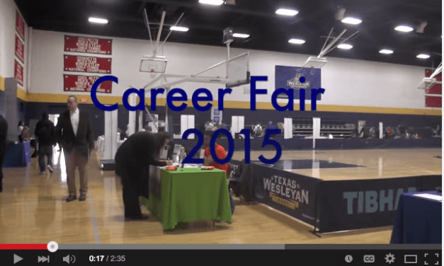 Career Fair 2015