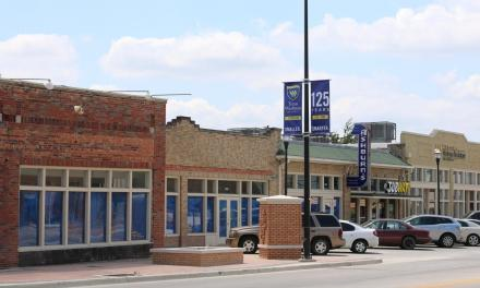 Wesleyan hopes to fill storefronts