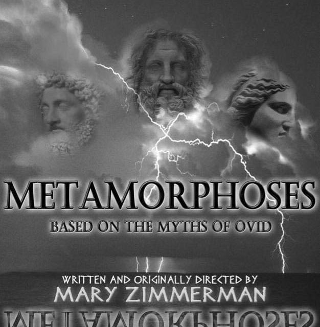 METAMORPHOSES REVIVES OVID'S MYTHS