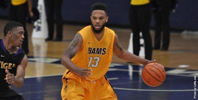 Ellis helps Rams win SAC