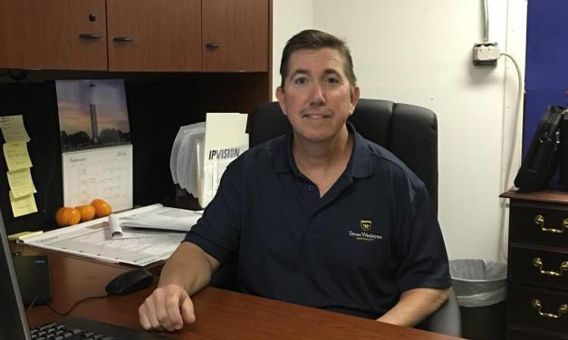 Ex-cop is new head of security