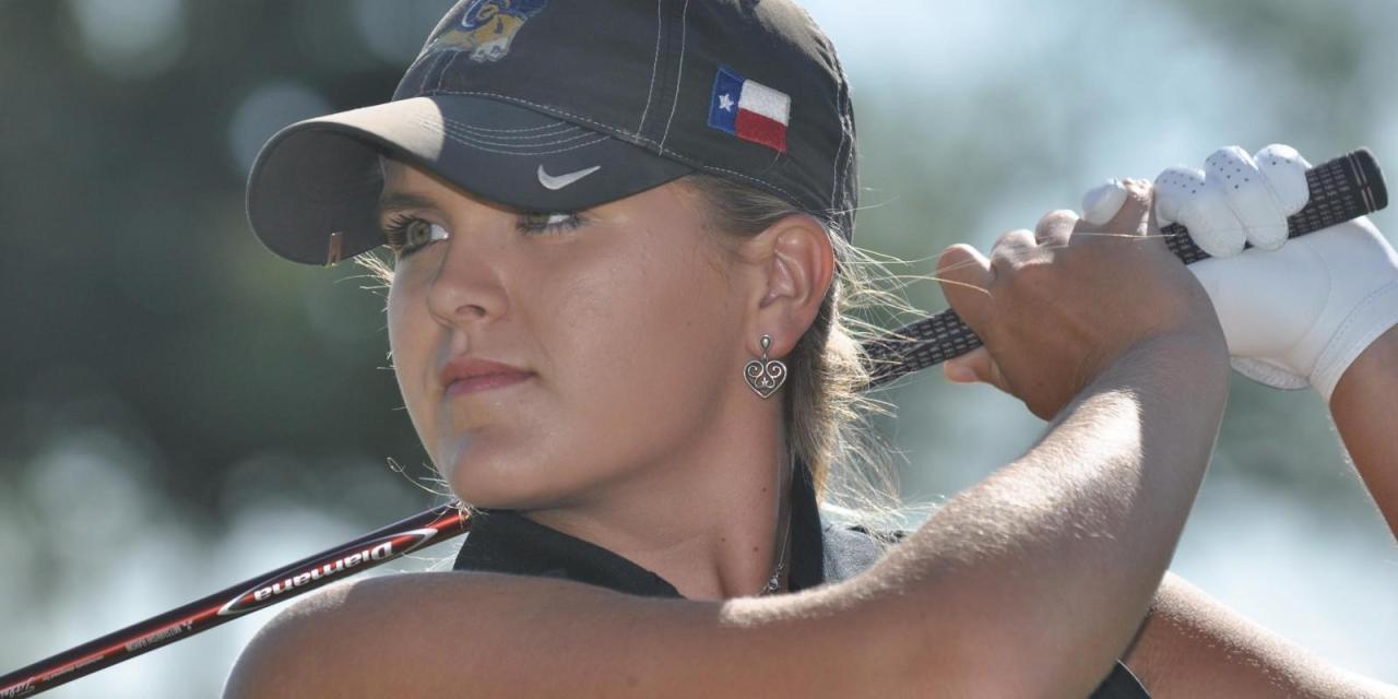 Wesleyan golfer determined to win