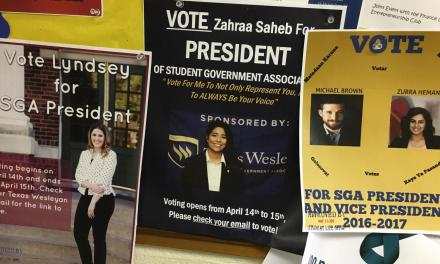 SGA elections feature two debates this week