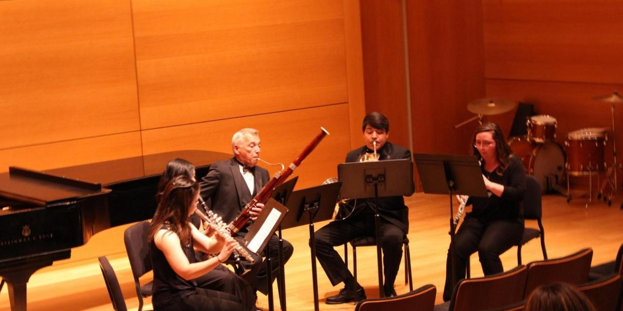 Music department jazzes up the Modern
