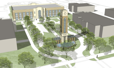 Martin Center to open in Fall 2019