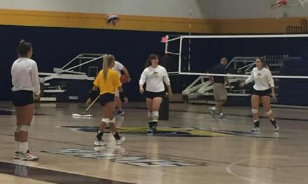 Wesleyan volleyball set for conference