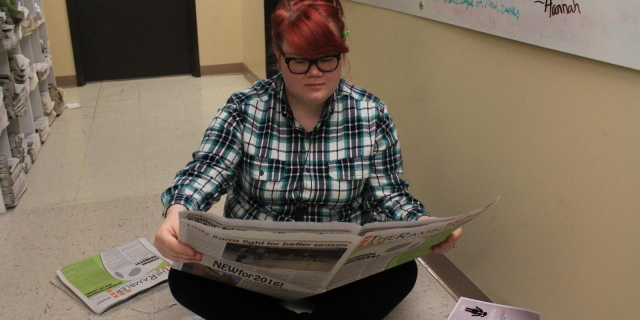 New Rambler editor hopes to inspire