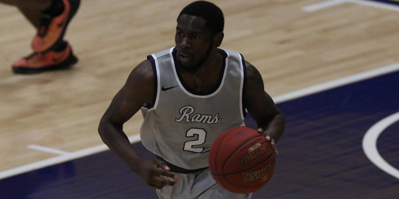 Rogers leads Rams to success