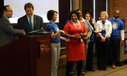 Wesleyan is named the first Blue Zones-approved Texas university