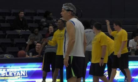 Faculty and Students Tie in Annual Game