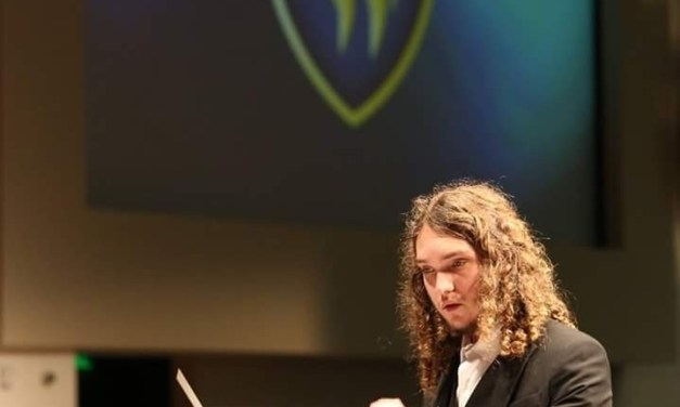 Students prepare for honors concert