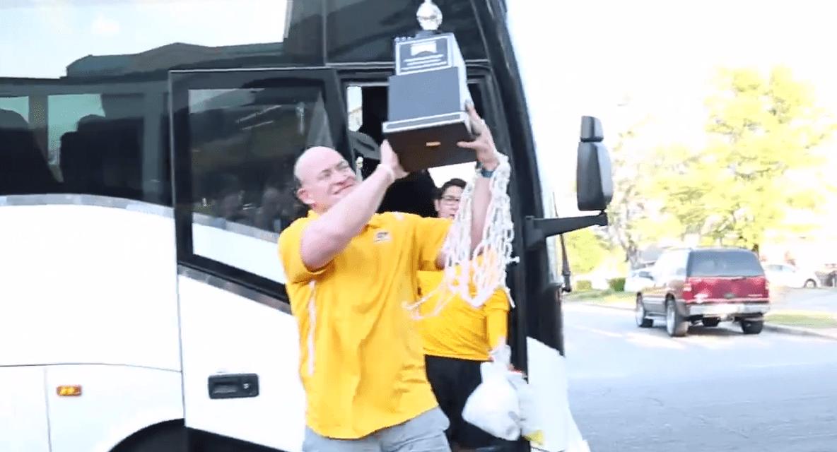 Texas Wesleyan welcomes Rams Basketball team back to campus