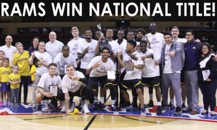Rams win national title