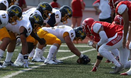 Rams fall to New Mexico Highlands 42-7