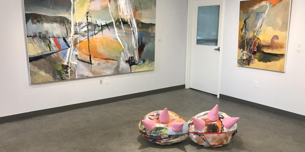 Wesleyan unveils new local art exhibit