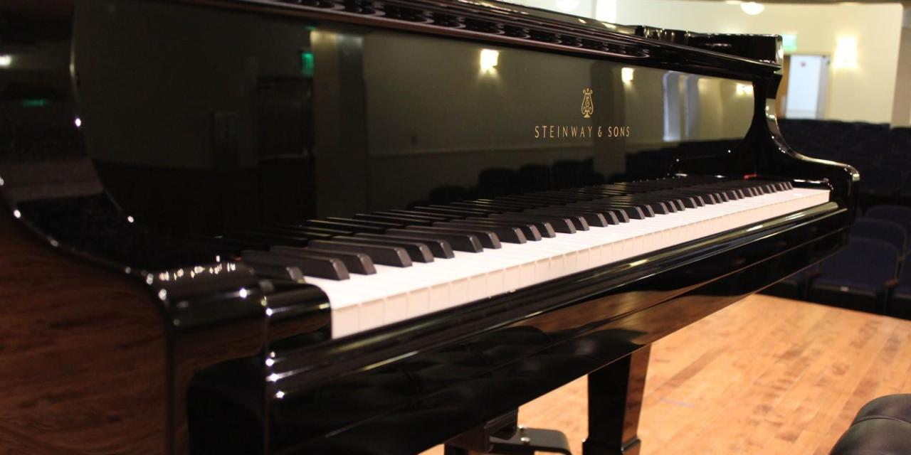 """""""Finest piano in Fort Worth"""" arrives home"""