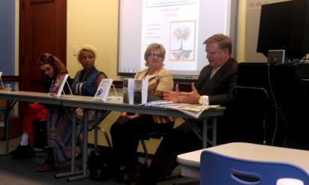 Wesleyan authors talk books and writing