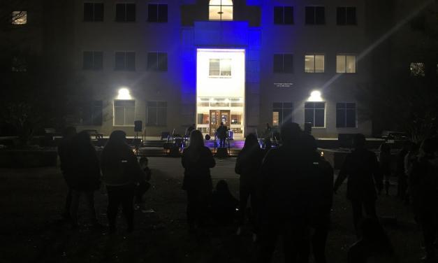 Student organizations gather at 'Night of Worship'