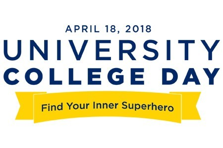 UCD encourages super students to showcase their powers of discovery