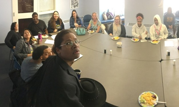 Spiritual Life cooks up conversations at Common Meal