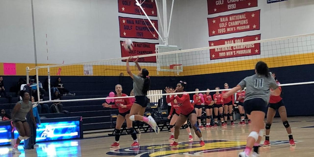Lady Rams set in third place for SAC