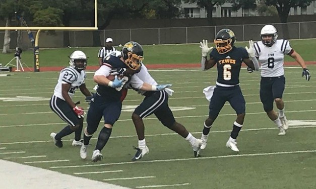 Rams rally for their first homecoming win against Lyon College