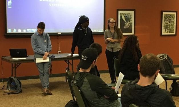 common ground meeting draws variety of student organizations