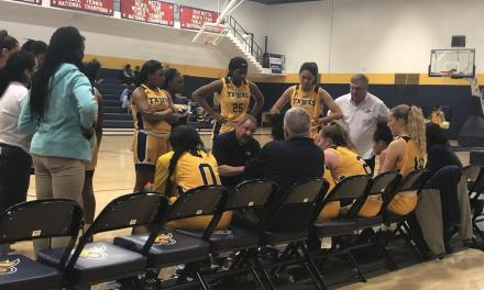 Lady Rams prepare for SAC tournament