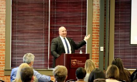 Student Affairs featured in final 2020 Town Hall Meeting for spring semester