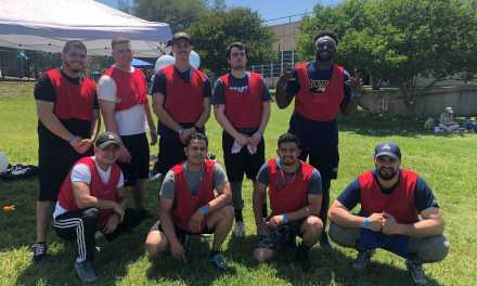 Alpha Xi Delta hosts flag football tournament to raise money for autism awareness