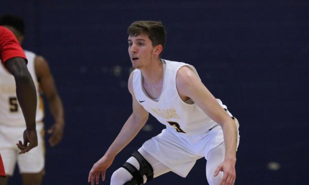 Rams basketball players look toward the future