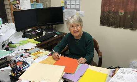 Four retiring professors honored at Wesleyan