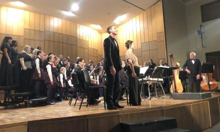 Wesleyan singers shine at Martin Hall Performance