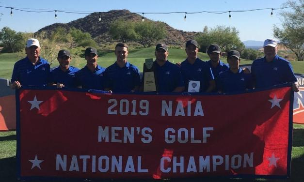 Men's golf team wins first national championship in 20 years