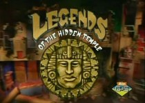Legends of the Hidden Temple - John Sutter's Map to the Lost Gold Mine