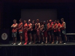 The 2015-16 Cathedral Prep Rally Crew